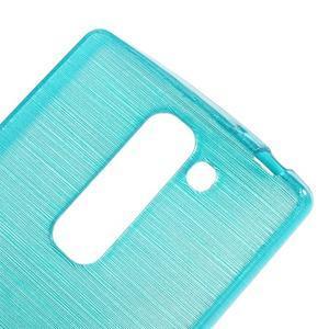 Brush gélový kryt na LG G4c H525N - modrý - 4