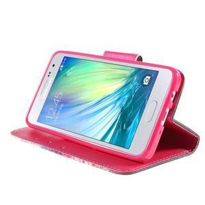 Puzdro pre mobil Samsung Galaxy A3    - duša - 4