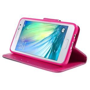 Puzdro na mobil Samsung Galaxy A3 - srdce - 4