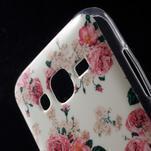 Gélové puzdro na mobil pre Samsung Galaxy J5 - kvetiny - 4/5