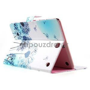 Ochranné pouzdro na Samsung Galaxy Tab A 9.7 - modré pampelišky - 4