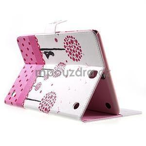 Ochranné puzdro pre Samsung Galaxy Tab A 9.7 - dievča a púpavy - 4