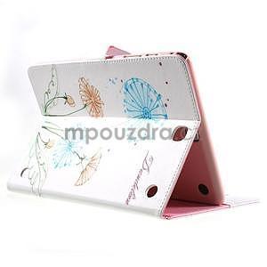 Ochranné puzdro pre Samsung Galaxy Tab A 9.7 - malovaná púpava - 4