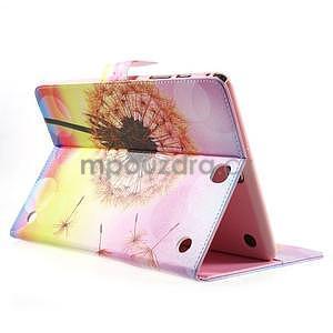 Ochranné puzdro pre Samsung Galaxy Tab A 9.7 - oranžová púpava - 4