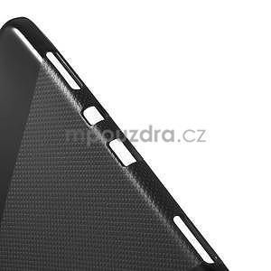 X-line gélový obal pre tablet Samsung Galaxy Tab A 9.7 - čierný - 4