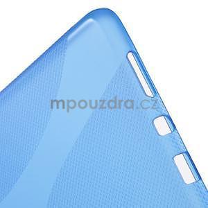 X-line gélový obal pre tablet Samsung Galaxy Tab A 9.7 - modrý - 4