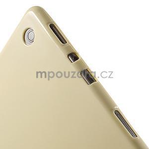 Classic gélový obal pro tablet Samsung Galaxy Tab A 9.7 - žltý - 4