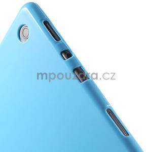 Classic gelový obal pro tablet Samsung Galaxy Tab A 9.7 - světlemodrý - 4