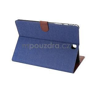 Jeans puzdro pre tablet Samsung Galaxy Tab A 9.7 - modré - 4