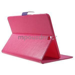 Flatense štýlové puzdro pre Samsung Galaxy Tab S2 9.7 - rose - 4