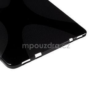 X-line gélový kryt pre Samsung Galaxy Tab S2 9.7 - čierny - 4