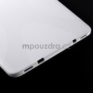 X-line gélový kryt pre Samsung Galaxy Tab S2 9.7 - biely - 4