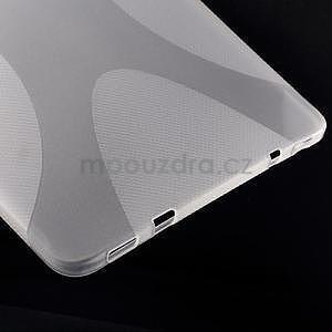 X-line gélový kryt pre Samsung Galaxy Tab S2 9.7 - transparentný - 4