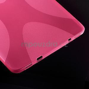 X-line gélový kryt pre Samsung Galaxy Tab S2 9.7 -  rose - 4