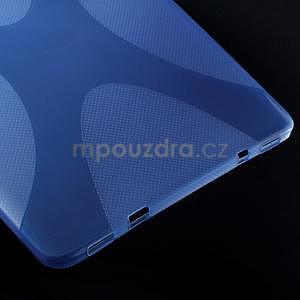 X-line gélový kryt pre Samsung Galaxy Tab S2 9.7 - modrý - 4