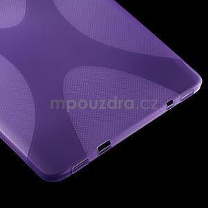 X-line gélový kryt na Samsung Galaxy Tab S2 9.7 - fialový - 4
