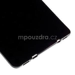 Glossy gélový obal na Samsung Galaxy Tab S2 9.7 - čierny - 4
