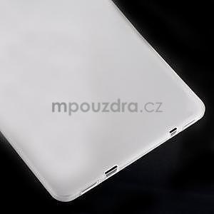 Glossy gélový obal pre Samsung Galaxy Tab S2 9.7 - transparentný - 4