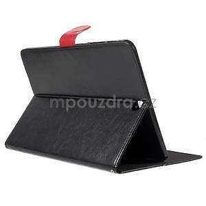 Flatense štýlové puzdro pre Samsung Galaxy Tab S2 9.7 - čierne - 4