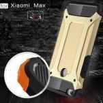 Guard odolný obal pre mobil Xiaomi Mi Max - strieborny - 4/6