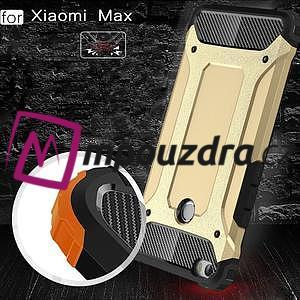 Guard odolný obal pre mobil Xiaomi Mi Max - ružovozlatý - 4
