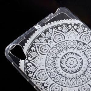 Ultratenký gélový obal na Sony Xperia E5 - lapač snů - 4