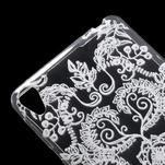 Ultratenký gélový obal na Sony Xperia E5 - krajky IV - 4/6