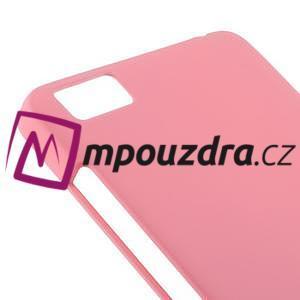 Pogumovaný plastový obal pre Xiaomi Mi4c/Mi4i - ružový - 4