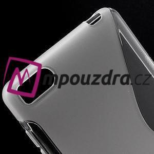 S-line gelový obal na mobil Xiaomi Mi4c/Mi4i - transparentní - 4