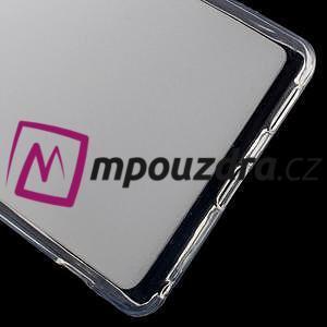 Matný gelový obal na Sony Xperia XA Ultra - transparentní - 4