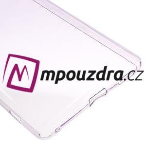 Ultratenký gelový obal na mobil Sony Xperia XA Ultra - fialový - 4