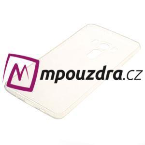 Ultratenký gélový obal pre mobil Asus Zenfone 3 Deluxe - transparentný - 4