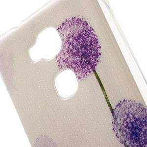 Drop gelový obal na Huawei Honor 5X - dandelion - 4