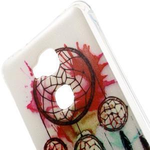 Drop gelový obal na Huawei Honor 5X - lapač snů - 4
