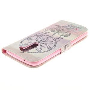 Peněženkové pouzdro na mobil LG K10 - dream - 4