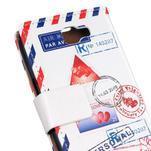 Style peňaženkové puzdro pre LG K4 - mail - 4/4