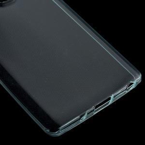 Ultratenký slim gélový obal pre LG Zero - svetlomodrý - 4