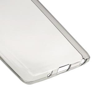 Ultratenký slim gelový obal na LG Zero - šedý - 4