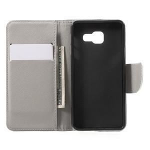 Peňaženkové puzdro pre mobil Samsung Galaxy A3 (2016) - nesiahat - 4