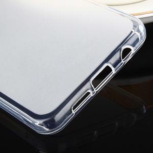 Matný gélový obal pre Samsung Galaxy A3 (2016) - čierný - 4