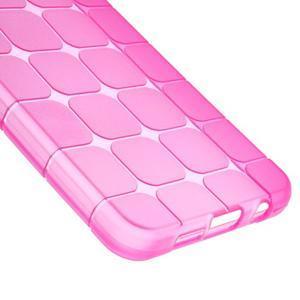 Cube gélový obal pre mobil Samsung Galaxy A3 (2016) - rose - 4