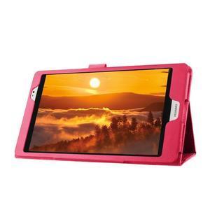Safe polohovateľné puzdro na tablet Huawei MediaPad M2 8.0 - rosa - 4
