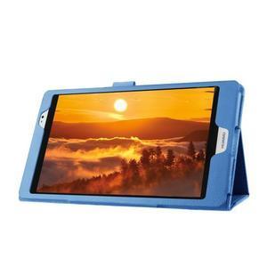Safe polohovatelné puzdro na tablet Huawei MediaPad M2 8.0 - modré - 4