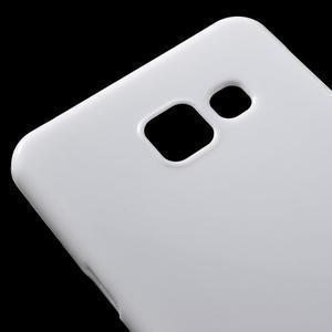 Gélový obal na mobil Samsung Galaxy A3 (2016) - biely - 4