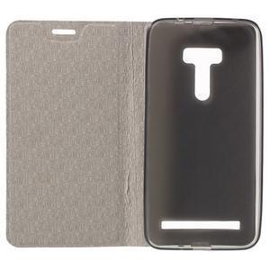 Lines puzdro na mobil Asus Zenfone Selfie ZD551KL - svetlo modré - 4