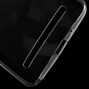 Ultratenký slim obal 0.6 mm na Asus Zenfone Selfie - transparentný - 4