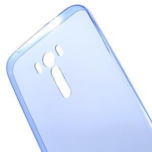 Ultratenký slim obal 0.6 mm pre Asus Zenfone Selfie - tmavomodrý - 4