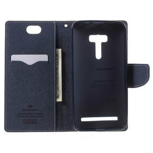 Mr. Goos peňaženkové puzdro pre Asus Zenfone Selfie ZD551KL - zelené - 4