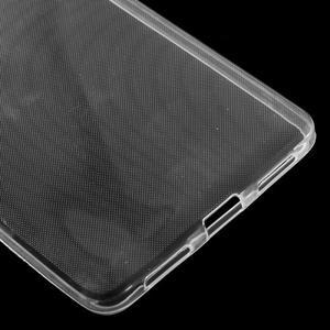 Transparentní ultratenký slim gelový obal na Honor 5X - 4