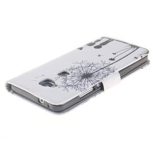 Peňaženkové puzdro pro mobil Honor 5X - láska - 4